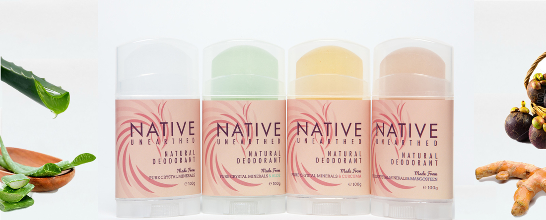 Whole Foods Native Deodorant