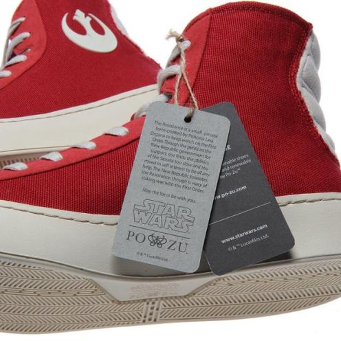 Resistance, Red, Mens Vegan Sneaker